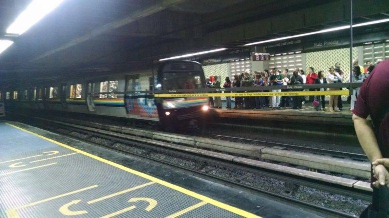 estación-Chacaíto