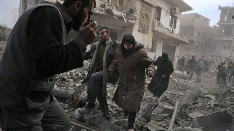 Bombardeos en Guta Oriental deja al menos 19 muertos