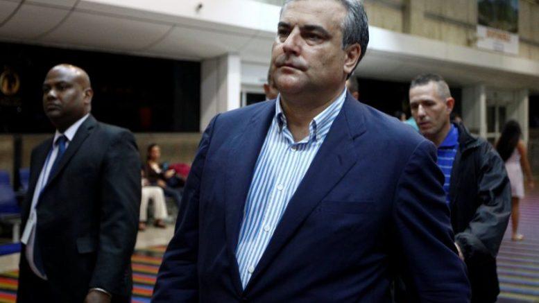 Jesús Silva, embajador de España en Venezuela, regresa a Venezuela para solventar las tensiones entre ambos países