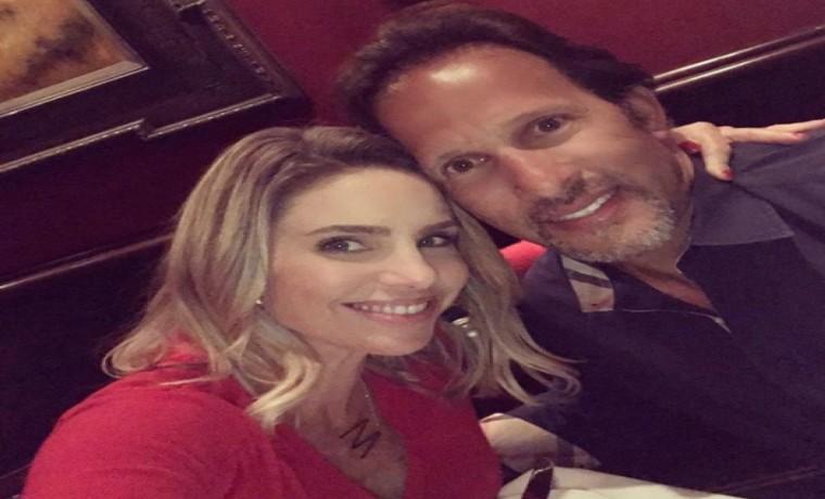 Murió el esposo de María Alejandra Requena