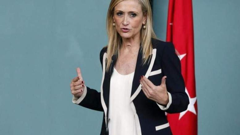 presidenta-de-la-Comunidad-de-Madrid