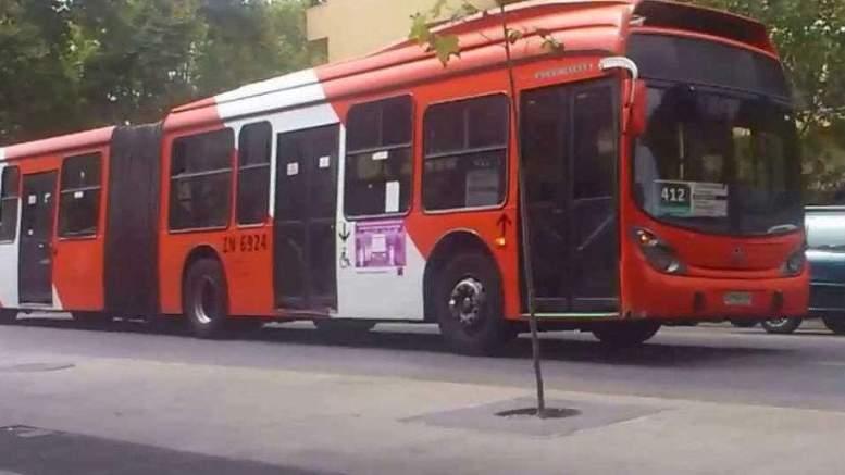 Autobús-Chile-venezolanas
