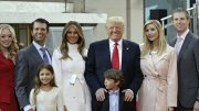 Donald-Trump-familia