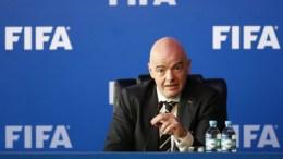 Presidente de la FIFA anuncia que México, Canadá y EEUU organizaran el mundial de 2026