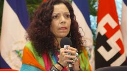 Rosario-Murillo-Nicaragua