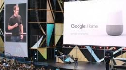 Comando de Voz de google