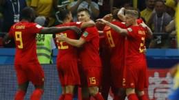 Bélgica-Brasil
