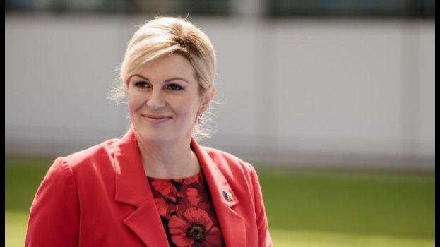 Entérate del 'lado oscuro' de Kolinda Grabar, la presidenta de Croacia