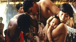 indígenas-Yanomamis