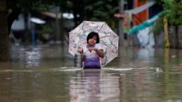 lluvias en birmania