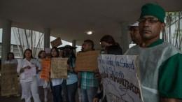Odontologos se suman a las protestas del sector salud