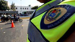 policia nacional bolivariana