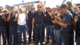 trabajadores de azucarera