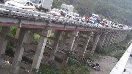 accidente viaducto