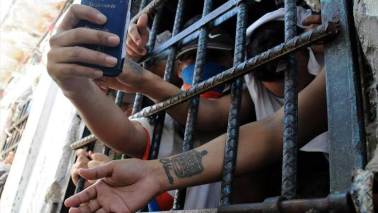presos del zulia