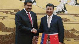 China-Maduro