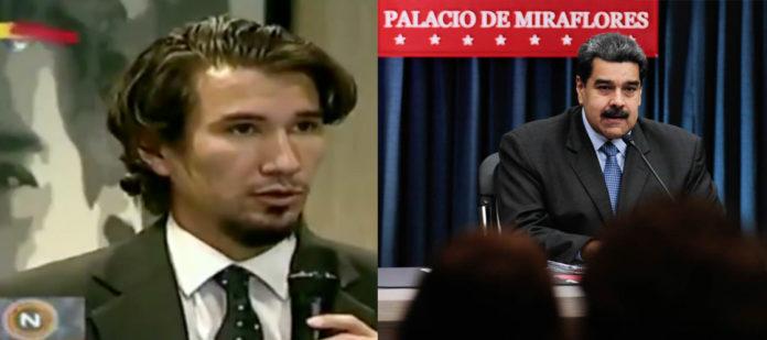 La respuesta de Maduro a periodista de AFP por preguntarle por el burro (Imágenes)