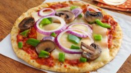 Pizza-pan-arabe