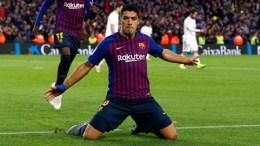 Barcelona-suarez