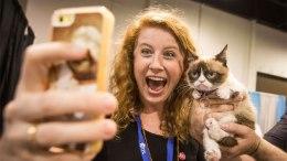 Snapchat para gatos