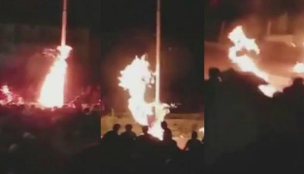 quemaron-Perú