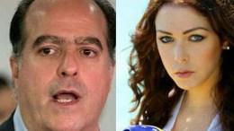Angie-Pérez- Julio-Borges