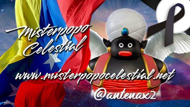 Murió Misterpopo Celestial