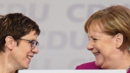 CDU-Merkel