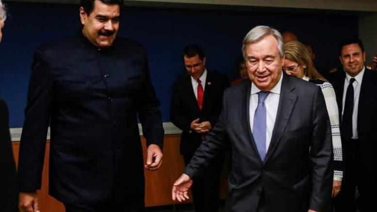 ONU-Maduro