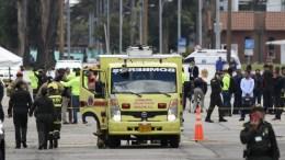 Ataque terrorista en Bogotá