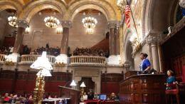 mujer senado de new york