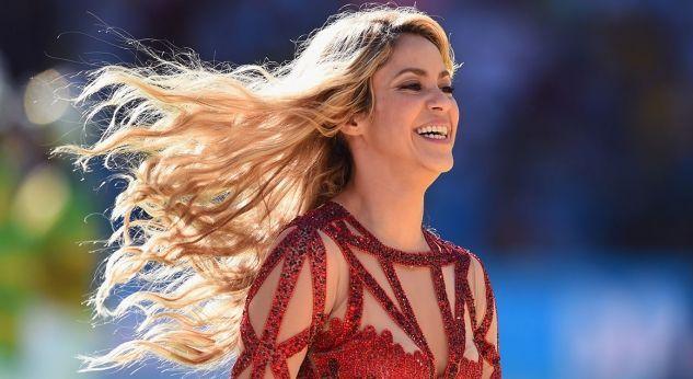 Shakira alborota a sus fanáticos con una foto inédita en la playa