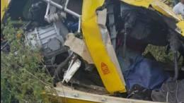 accidente aereo estado bolivar