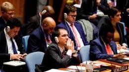 votos por la crisis de venezuela en la ONU