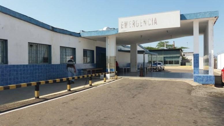 hospital paraguana