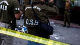 policia chile