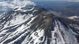 volcan sur de chile