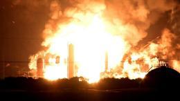 incendio en refineria de filadelphia
