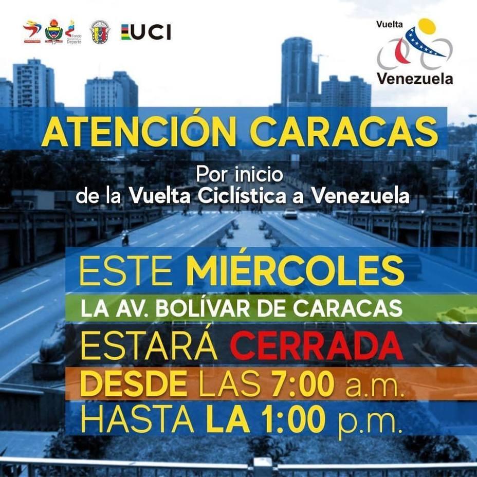 vuelta a venezuela