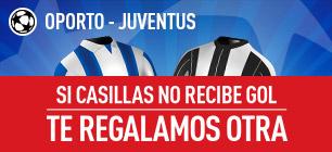 Promo Champions Sportium Oporto juventus