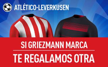 Atletico madrid leverkusen sportium champions