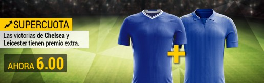 Supercuota BWIN Chelsea Leicester