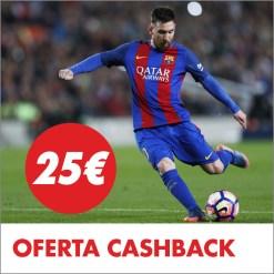 Circus cashback final copa del rey 25€