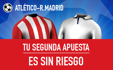 Sportium Champions Atlético Real Madrid