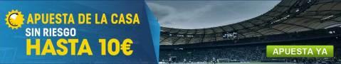 WH apuesta de la casa Europa League