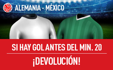 Sportium Alemania Mexico