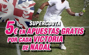Supercuota Wanabet Wimbledon