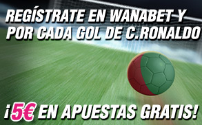 Wanabet Copa Confederaciones C. Ronaldo