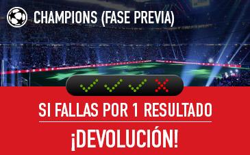 Sportium Champions Previa Devolucion
