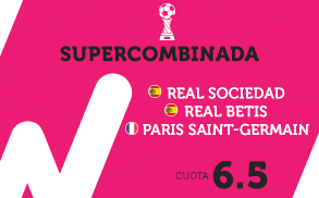 Wanabet Supercombinada La Liga y Ligue 1